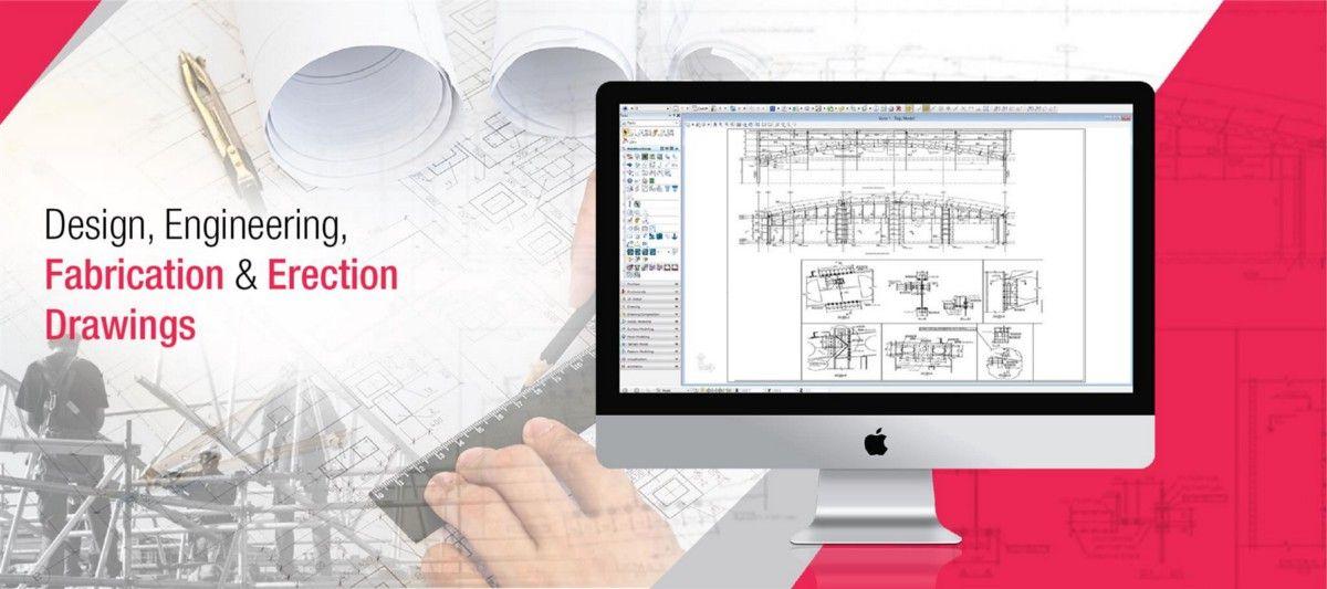 Steel Fabrication Drawings for Steel Fabricators & Suppliers