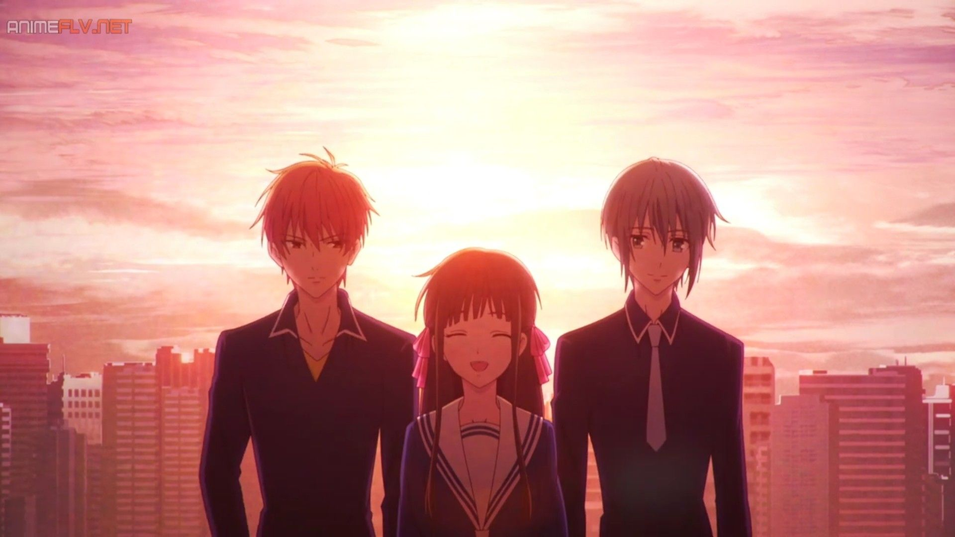 El Mejor Trio In 2020 Fruits Basket Fruits Basket Anime Fruits Basket Kyo