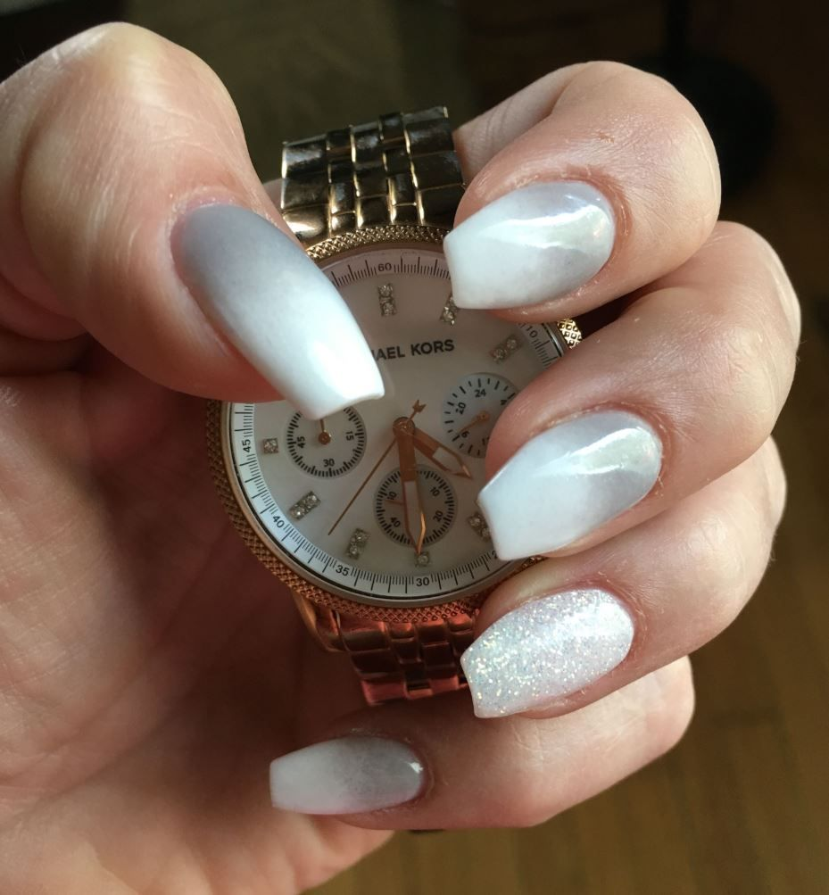 Pin By Ashtyn Jenkins On Acrylic Nails In 2020 Ombre Nails Pink Ombre Nails Ombre Gel Nails