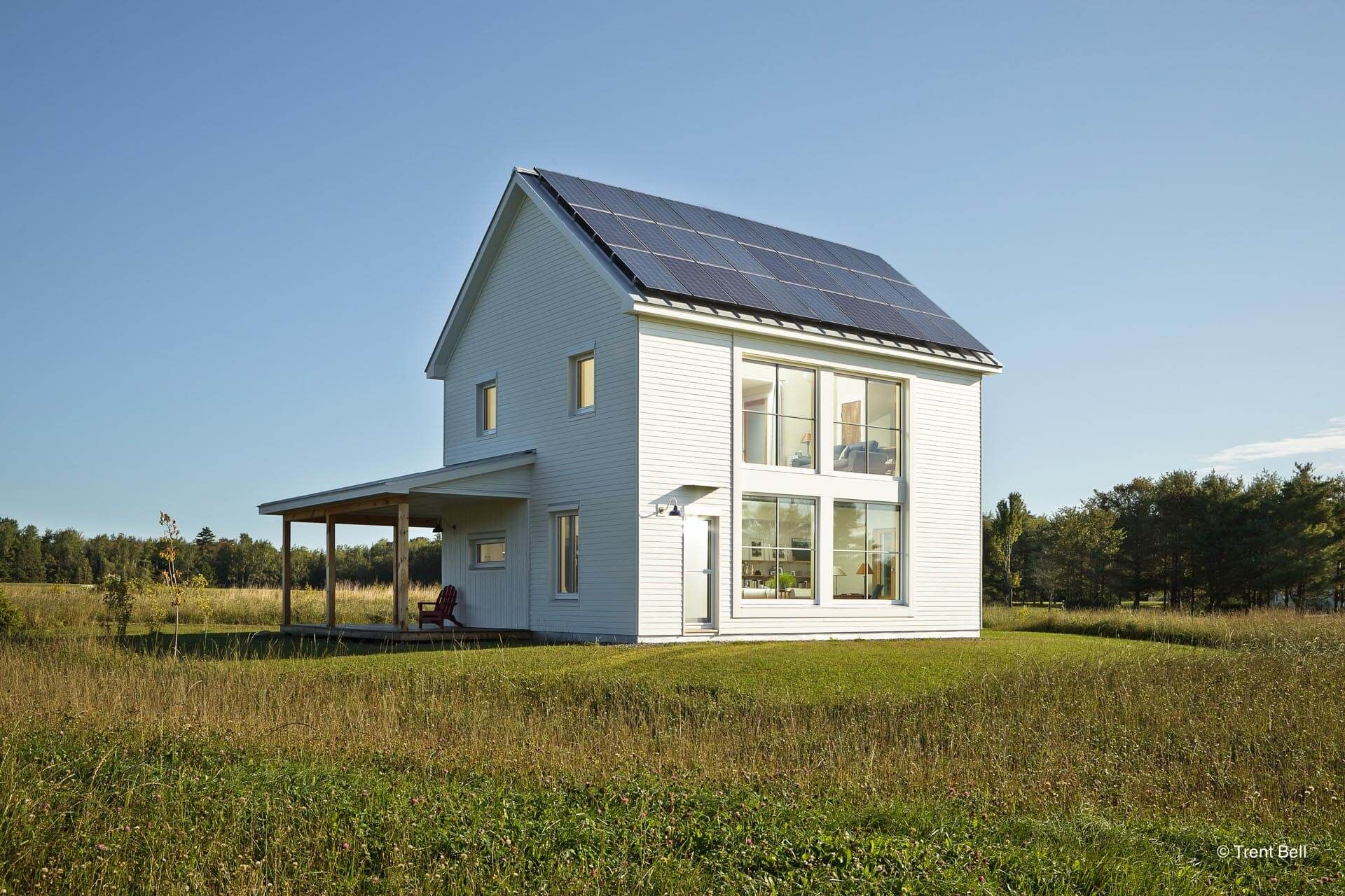 Maine Crafted. Passive House. Prefab