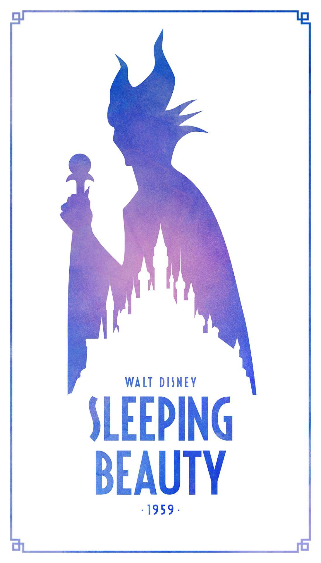 Sleeping Beauty Dornröschen 1959 Sleeping Beauty