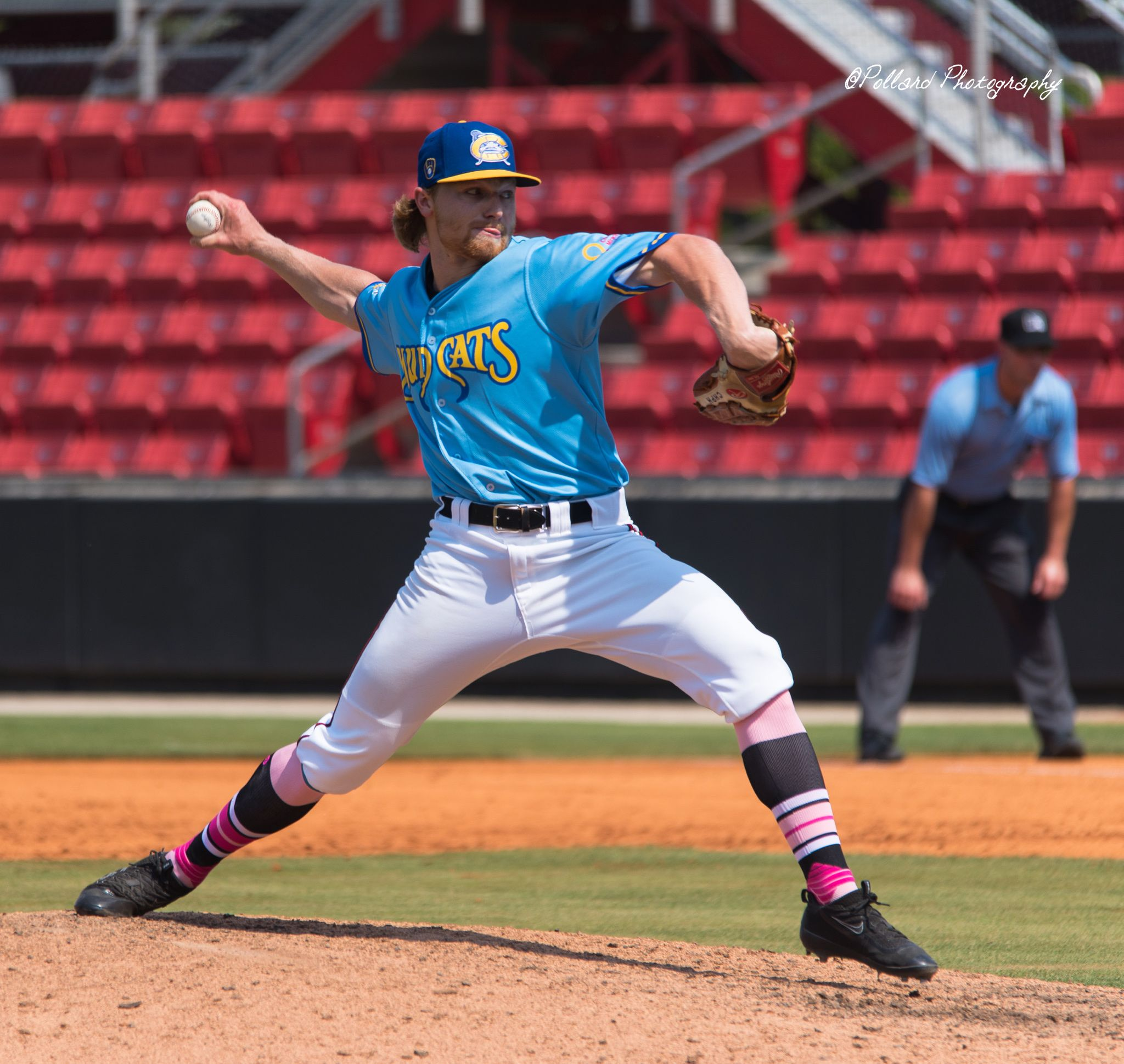 Mudcats pitcher Photography articles, Photography, My photos