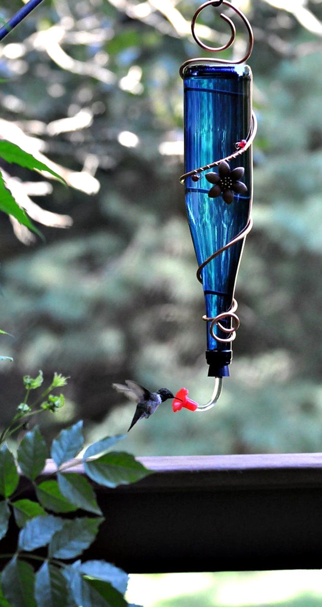 30 Awesome Diy Hummingbird Feeder Ideas To Apply