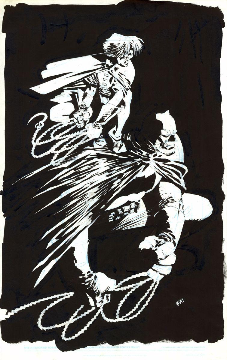 Frank Miller Batman and Robin
