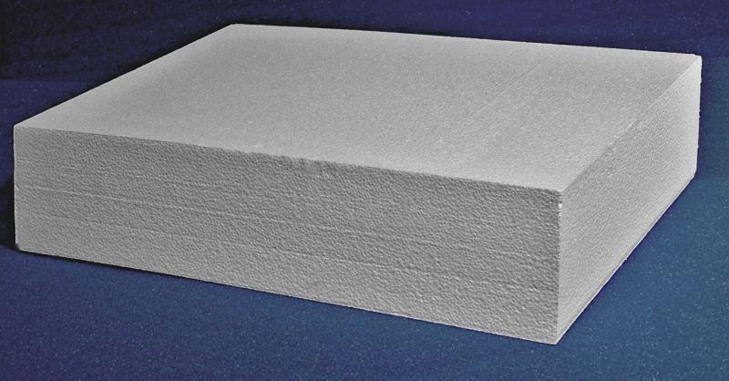 construction foam block 6 x 24 x 24 036b2 foam coats and glues foam factory 24 blocks. Black Bedroom Furniture Sets. Home Design Ideas