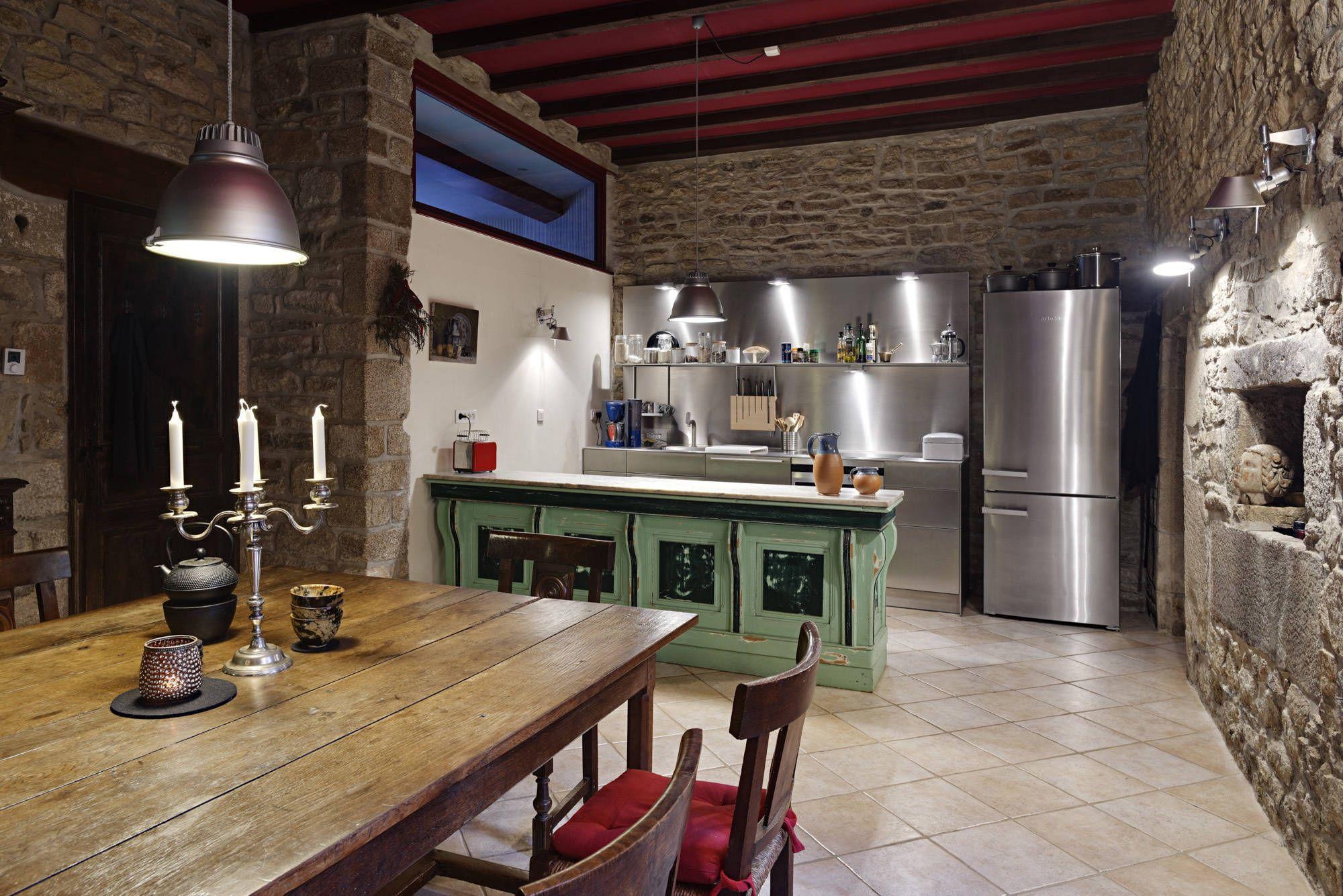 Klassische Küche Bilder: Manoir du Cleuyou | Klassisch, Haus ideen ...