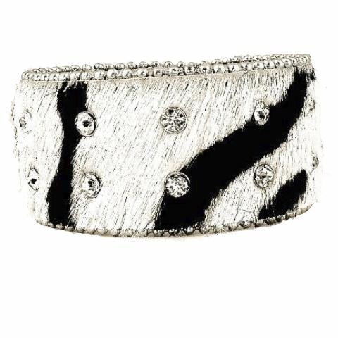 Untamed Leather Cuff - Leather - Women