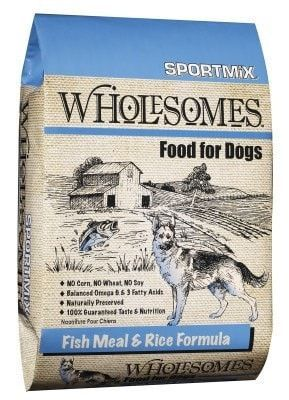 Sportmix Dog Sportmix Wholesome Fish Rice 22 12 40lb