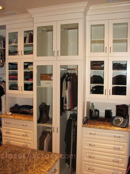 Customized Closet Photos