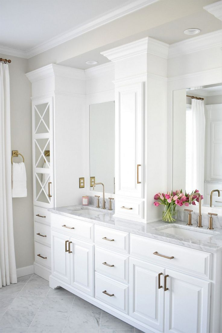 amazing Small Bathroom Remodel and makeover before and after: Keep ...