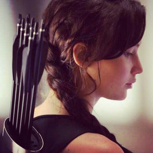 Catching Fire miss Katniss