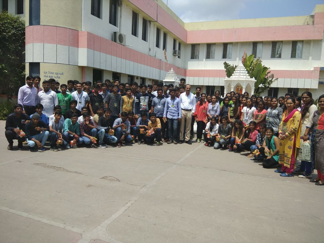 5th semester students from the Computer Engineering