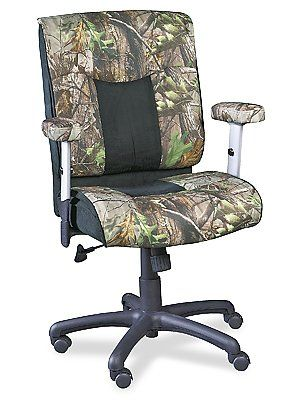 Camo Office Chair Camouflage Pattern For The Man Cave Gaming O