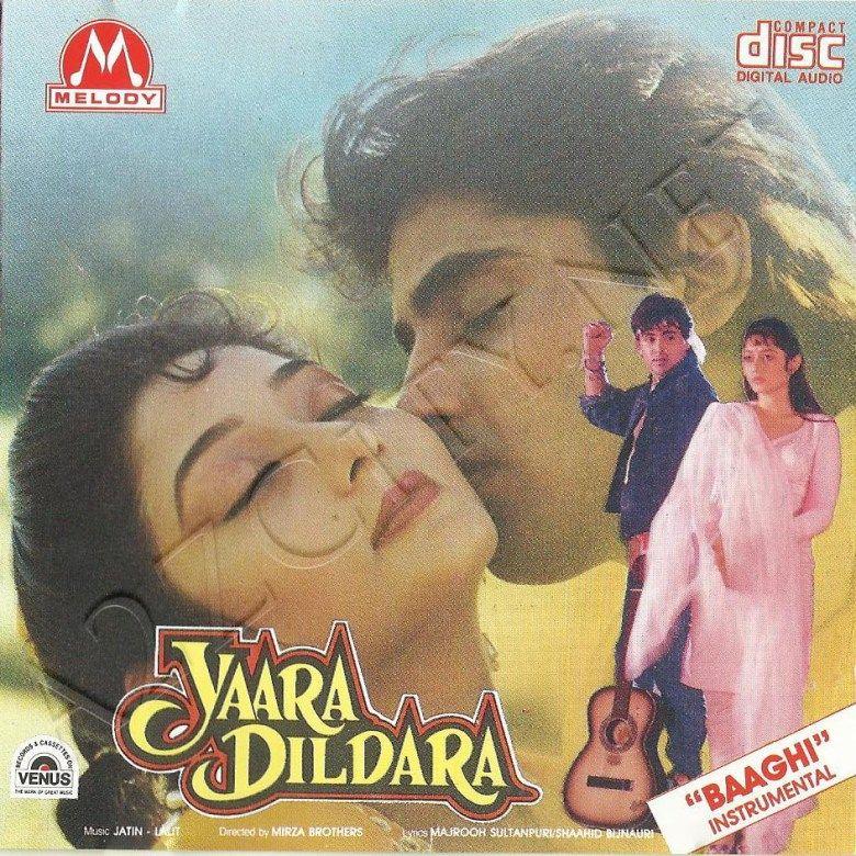 Yaara Dildara 1991 Mp3 Vbr 320kbps Bollywood Songs Bollywood Posters Bollywood Movie