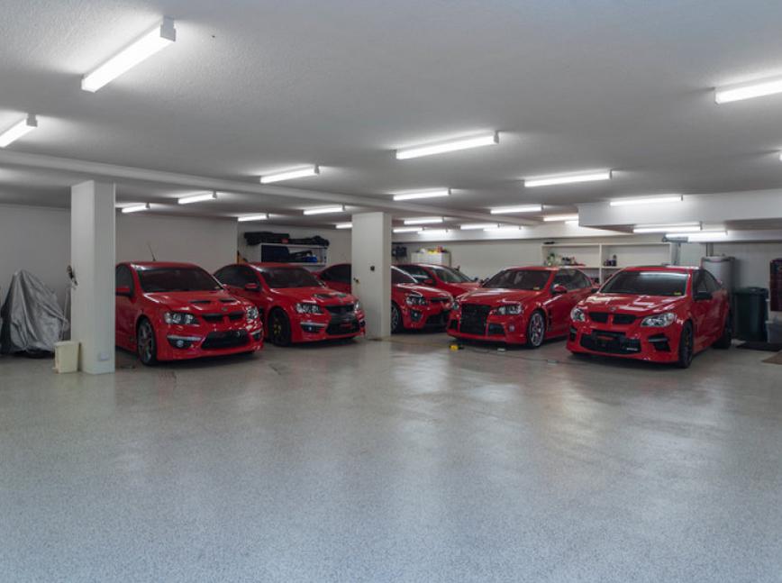 22 Parklane Terrace Sovereign Islands, 20 Car Garage