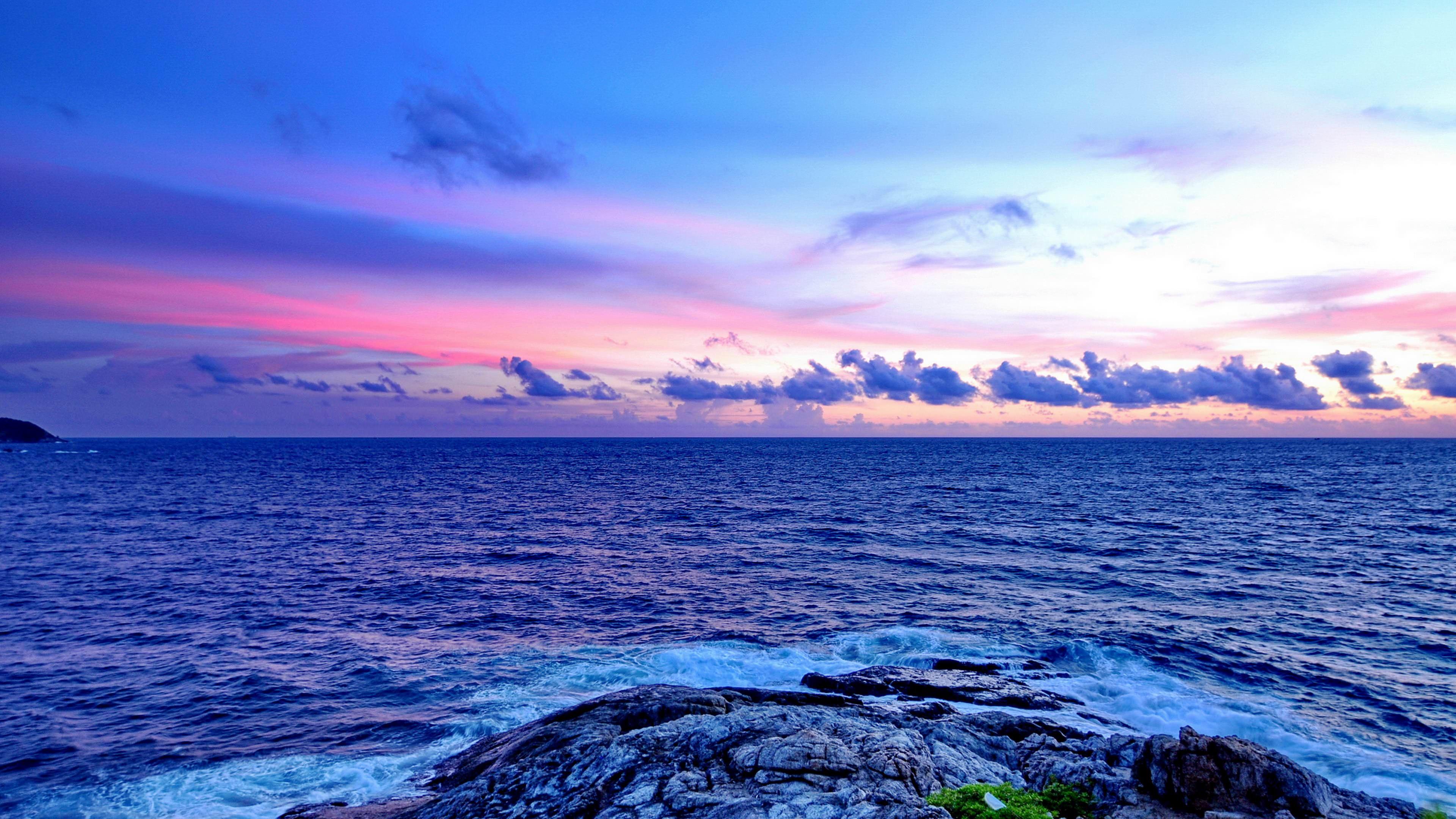 Mobile And Desktop Wallpaper Hd Ocean Landscape Hd Landscape Landscape Wallpaper