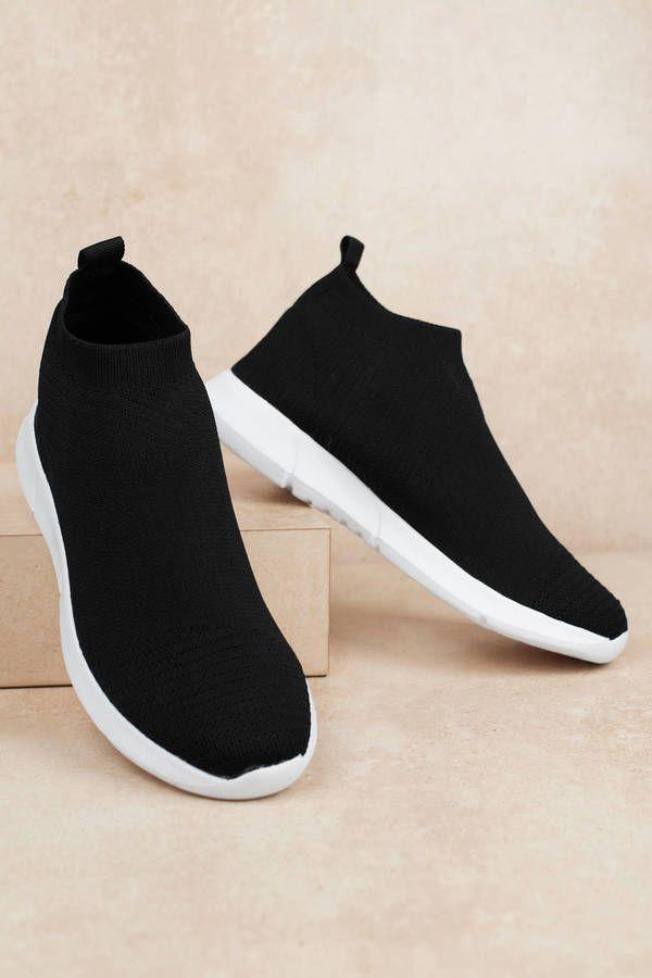 Fabs Knit Sock Sneakers | Socks