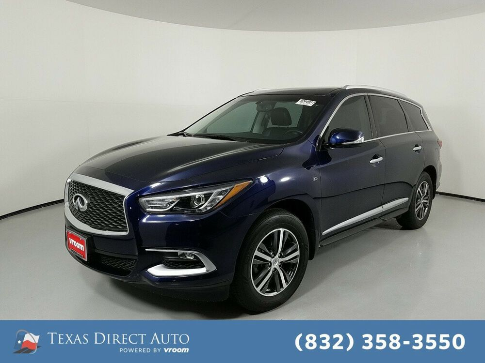 For Sale 2016 Infiniti QX60 Texas Direct Auto 2016 Used 3