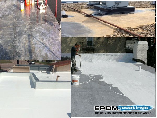 Suspended Medium Membrane Roof Cool Roof Roof Repair