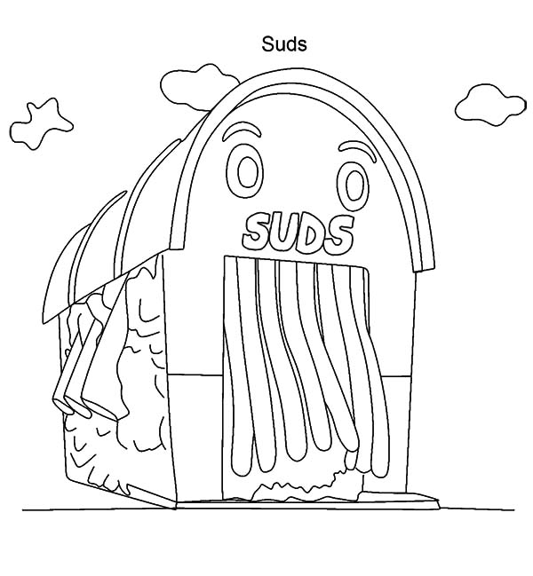 Car Wash Building Coloring Pages Best Place To Color Coloring Pages Cars Coloring Pages Mickey Mouse Coloring Pages