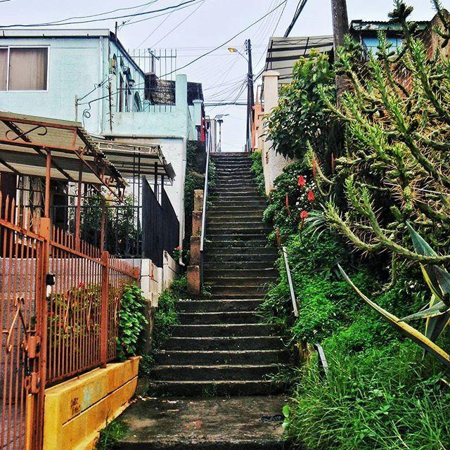 Rincones . . #vsco #vscogood #vscocam #snapseed #snapshot #snap #eyeem #architecture #archdaily #buildings #blackandwhite #igers #instamoment #hallazgosemanal #chile #city #travel #walk #photography #valparaiso #landscape #nature