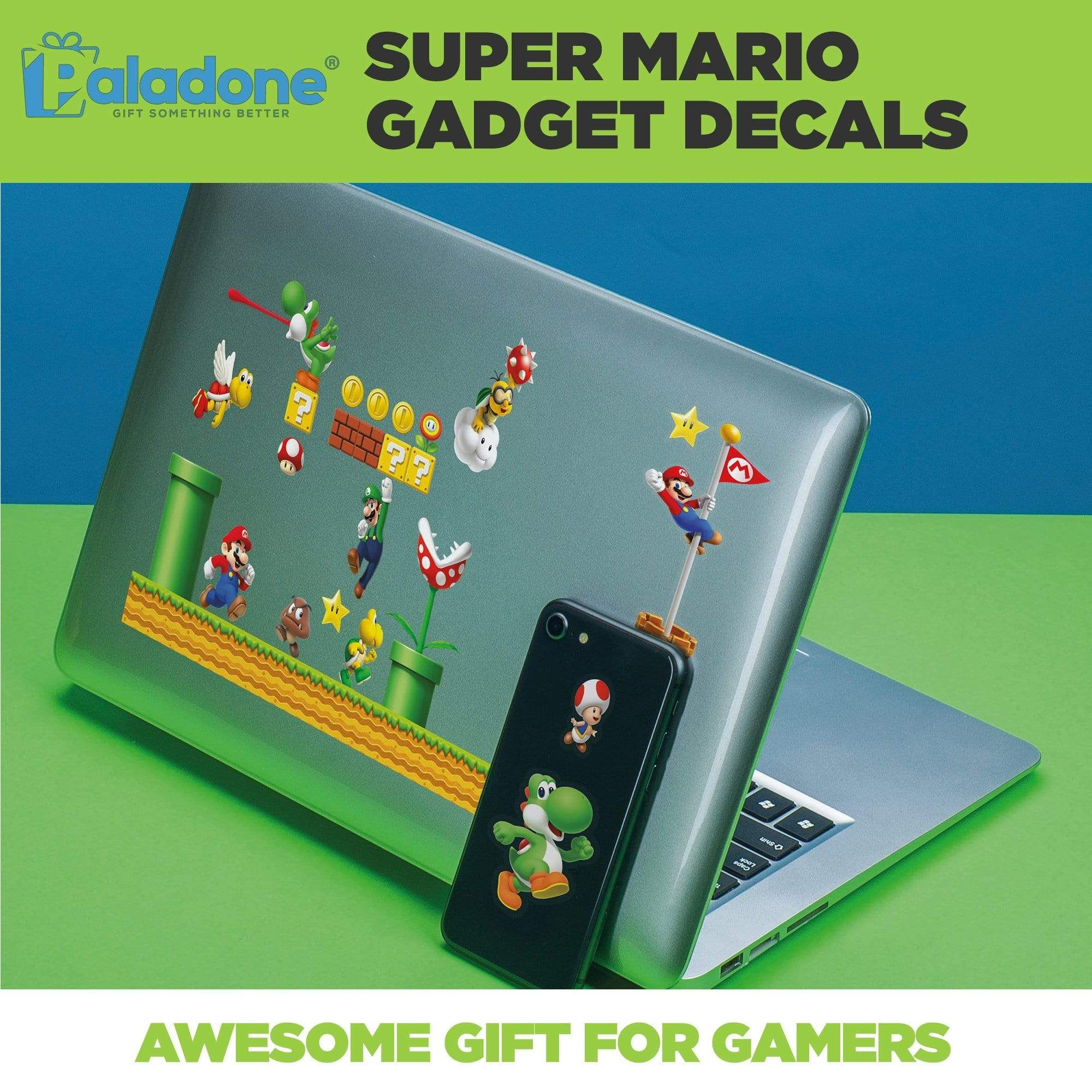 Paladone | Super Mario Gadget Decals