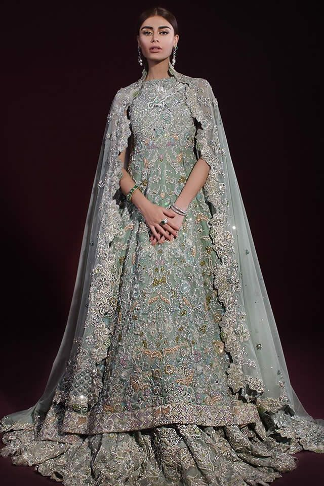 nice awesome tena durrani bridal dresses collection 2017 photos