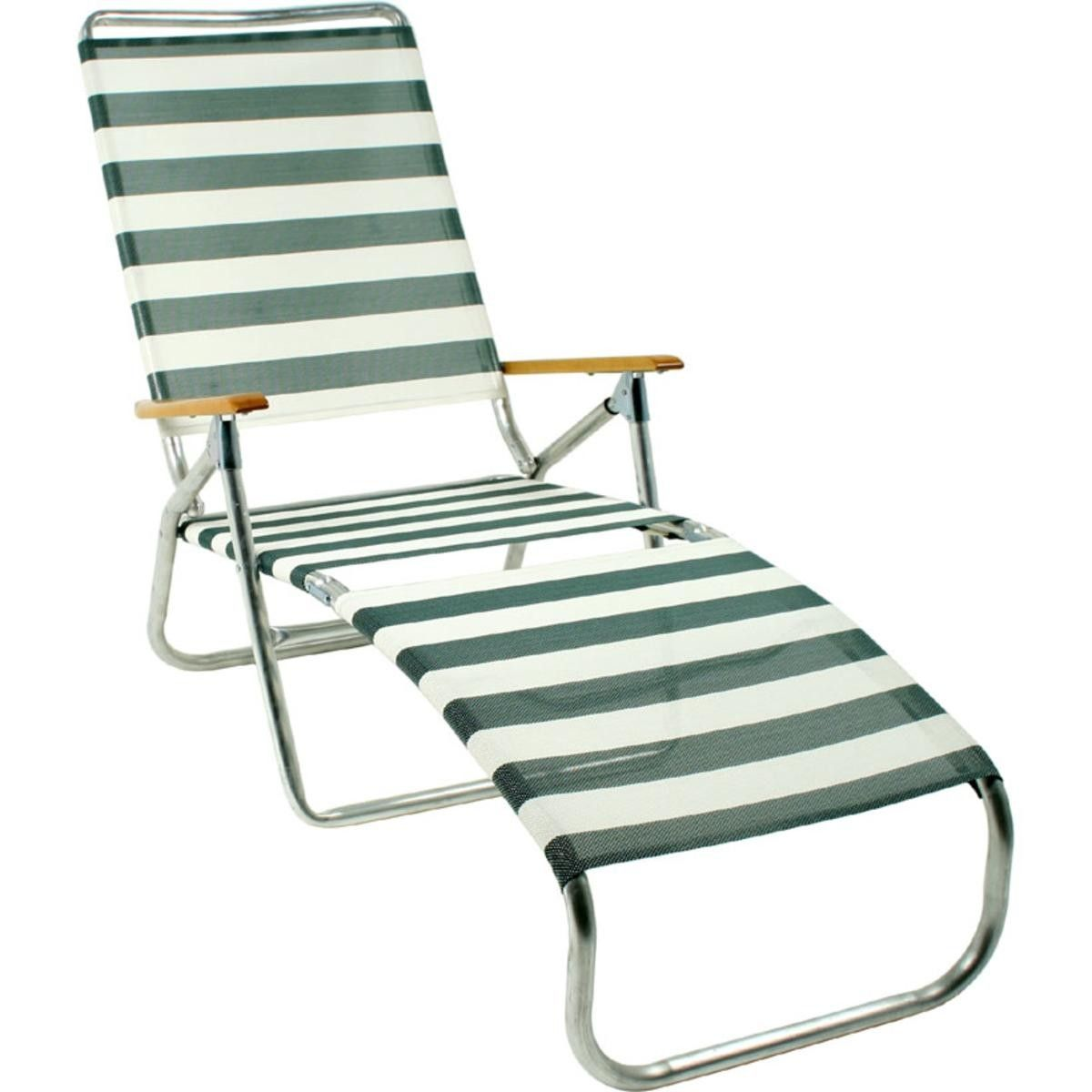 Folding Lounge Chair Chaise