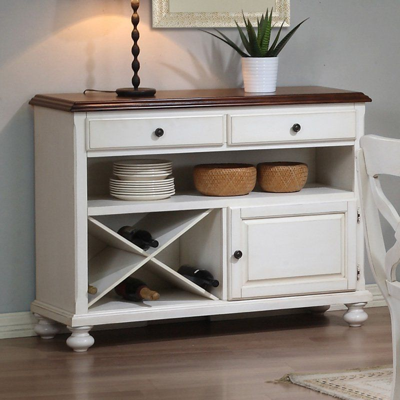 Have To Have It Sunset Trading Andrews Dining Server 729 Hayneedle Sideboard Furniture Dining Cabinet Home Furnishings