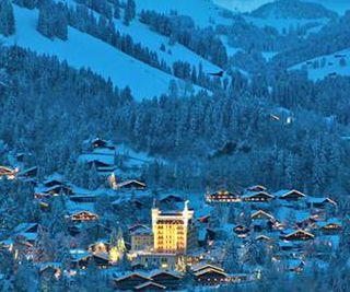 Gstaad Palace: Gstaad, Switzerland