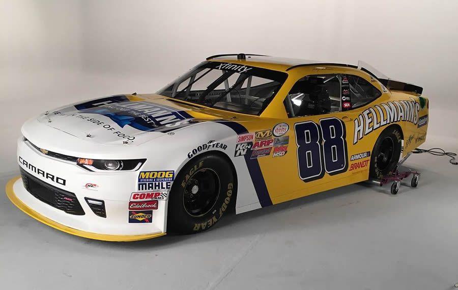 Jayski's® NASCAR Silly Season Site 2017 XFINITY