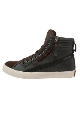 Diesel D-STRING - High-top trainers - java for £125.00 (10/05/15) with free delivery at Zalando