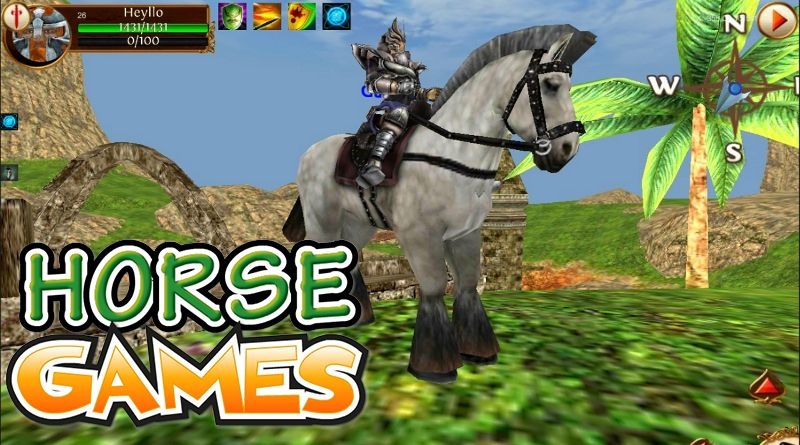 Games horse The Best