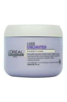 liss unlimited keratinoil complex mask by l'oreal professional