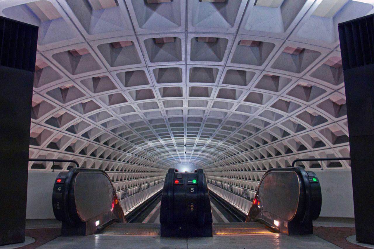 Concrete honeycomb - #architecture #dc #fotografie #lensblr #manmade #on #original #photographers #photography #stadt #subway #tumblr #ubahn #urban #urbex #washington