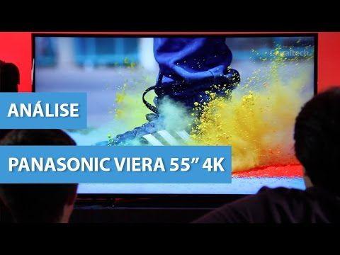 TV 4K Panasonic VIERA TC-55CX640B: Firefox OS na sua sala [Análise]