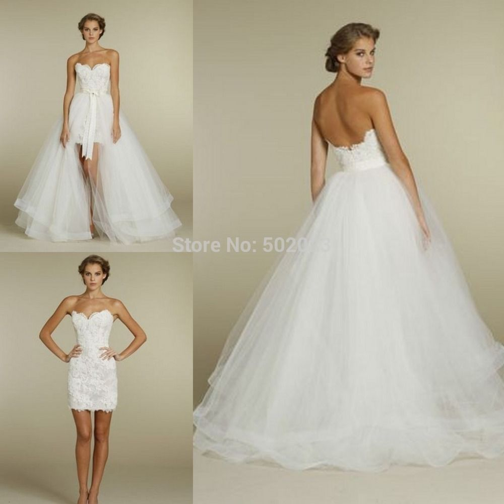 2 in 1 wedding dresses david\'s bridal - Google Search | Andrews ...
