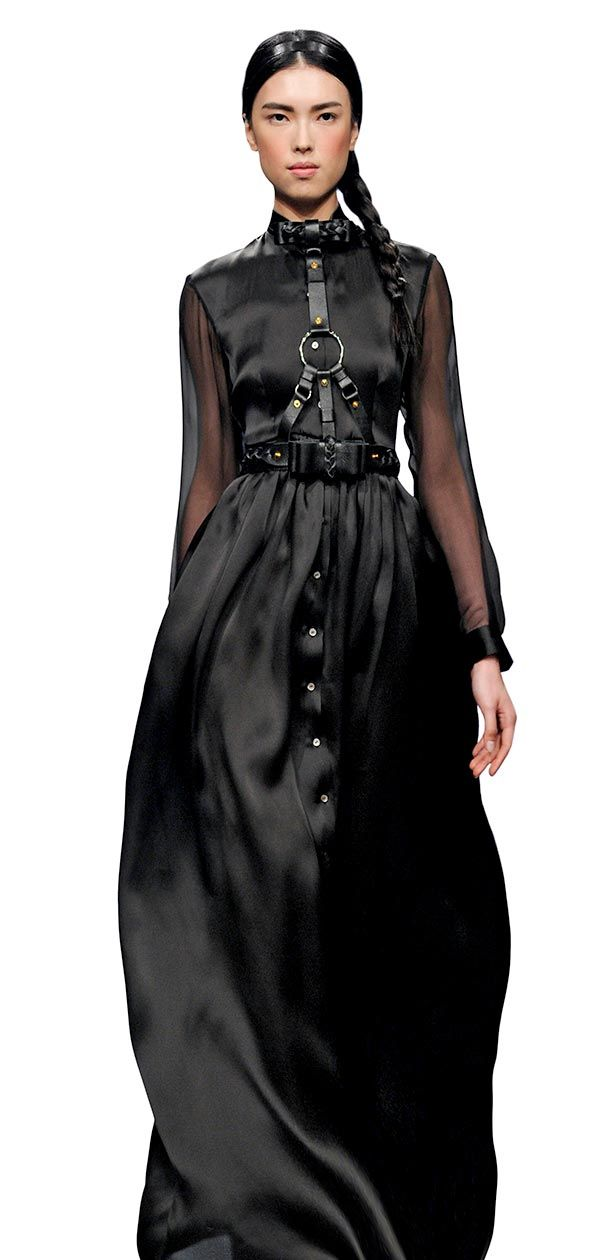 The Emperor 1688 Gown, $900 http://www.theemperor1688.com
