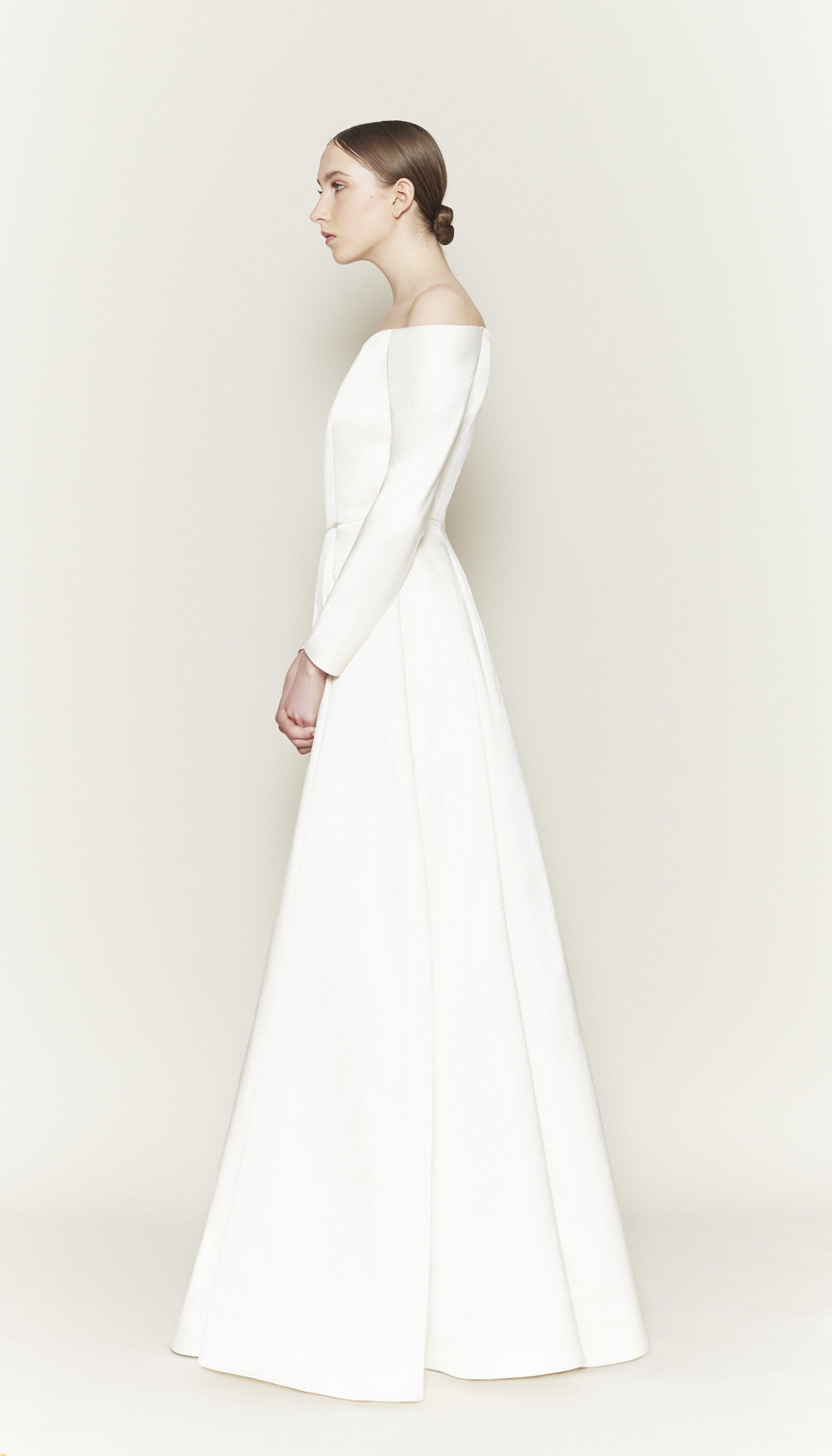 Emilia Wickstead Wedding Dresses & Bridal Spring 2018 | Brides | The ...