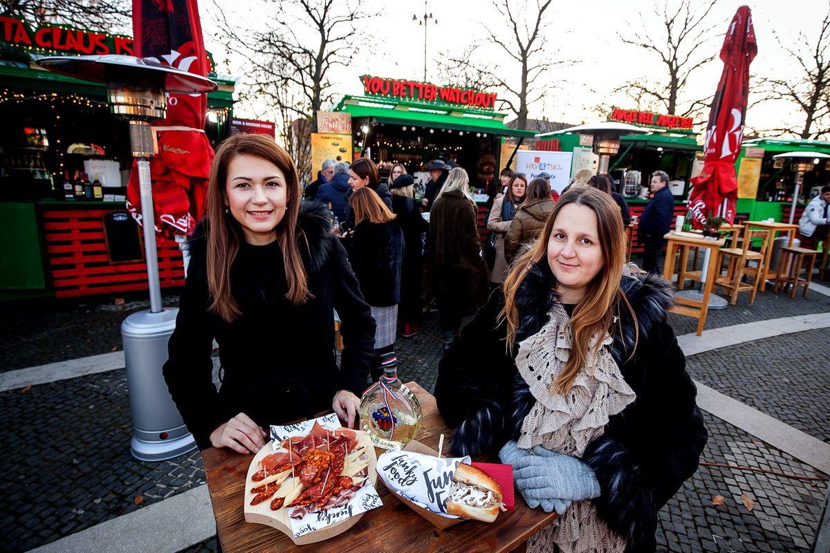 Street Food Slavonian Style A Hit At Advent In Zagreb Croatia Week Street Food Zagreb Food