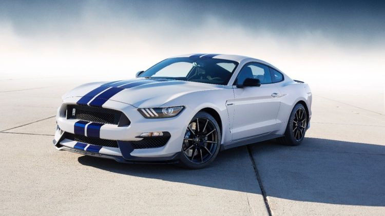 The New Ford Mustang Shelby Gt350r Has One Of The Loudest