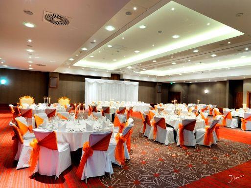 Auger Suite Radisson Blu Durham Wedding Reception VenuesReceptionsDream