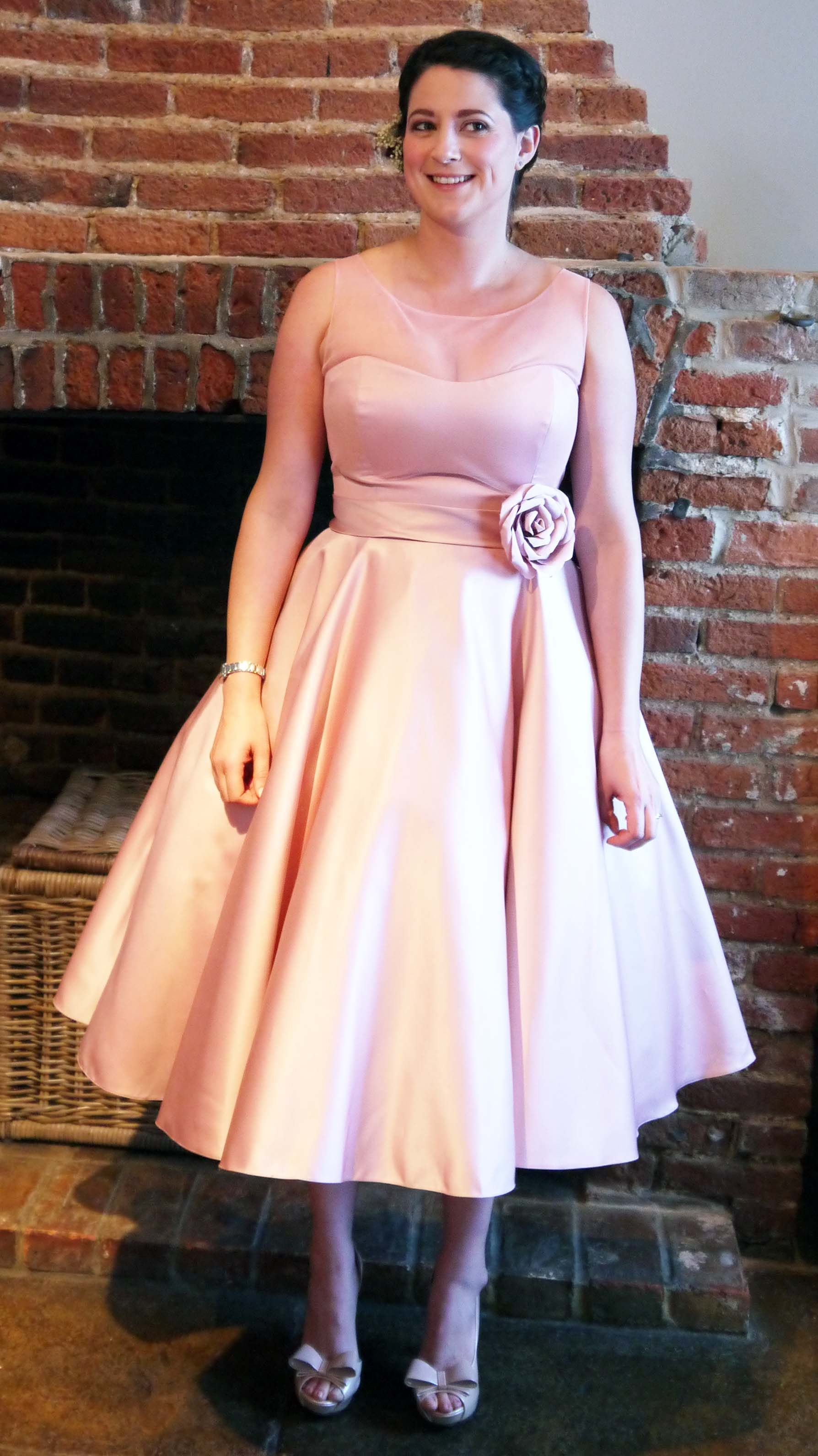 50s style bridesmaid dress available in 19 different colours 50s style bridesmaid dress available in 19 different colours from officialbridesmaid ombrellifo Image collections