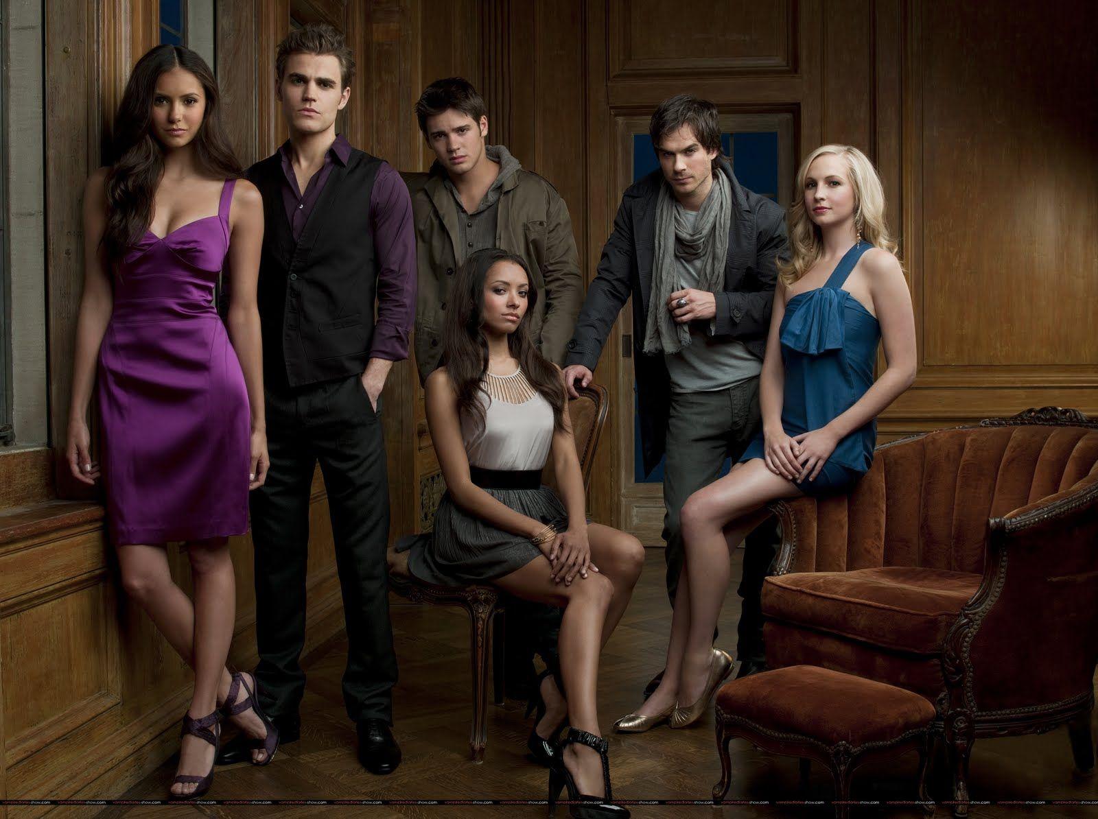 Pin by 🐳 on The Vampire Diaries | Vampire diaries seasons, Vampire