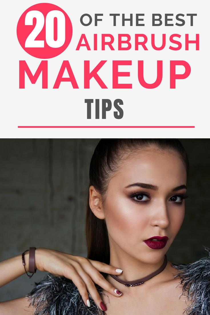 Pin on Airbrush Makeup