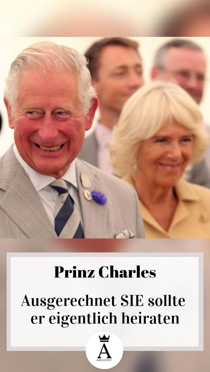 Prinz Charles Sie Sollte Er Eigentlich Heiraten Prinz Charles Prinz Prinzessin Diana