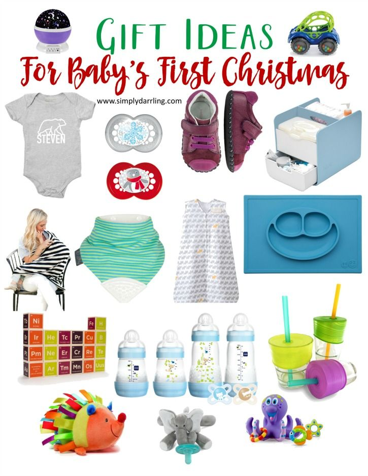 Super Holiday Gift Guide Baby S First Christmas Baby Christmas Gifts Baby S First Christmas Gifts Newborn Christmas Gifts