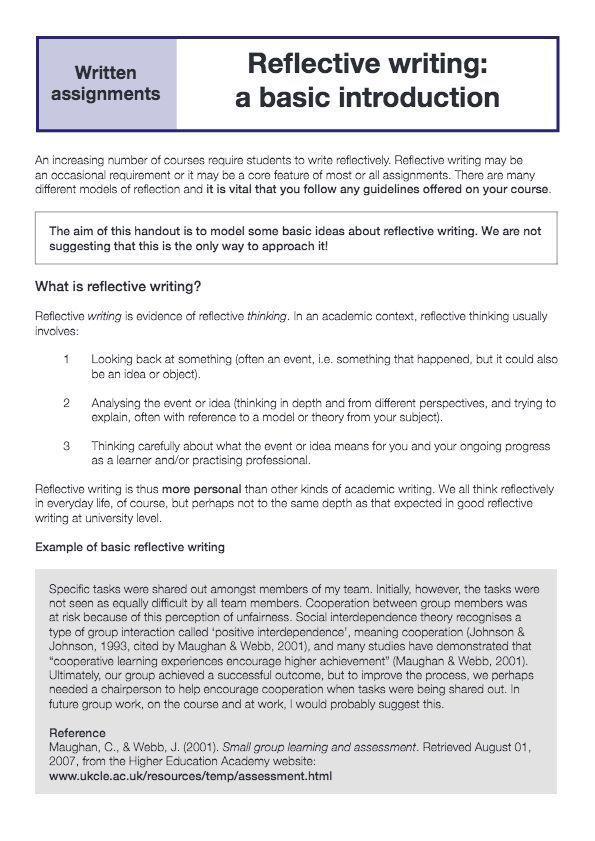 Buy professional reflective essay online dissertation litteraire methodologie