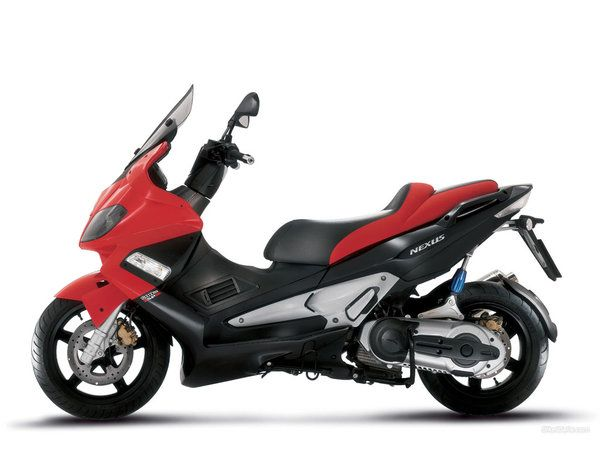 Gilera Nexus 500 - #motorcycles