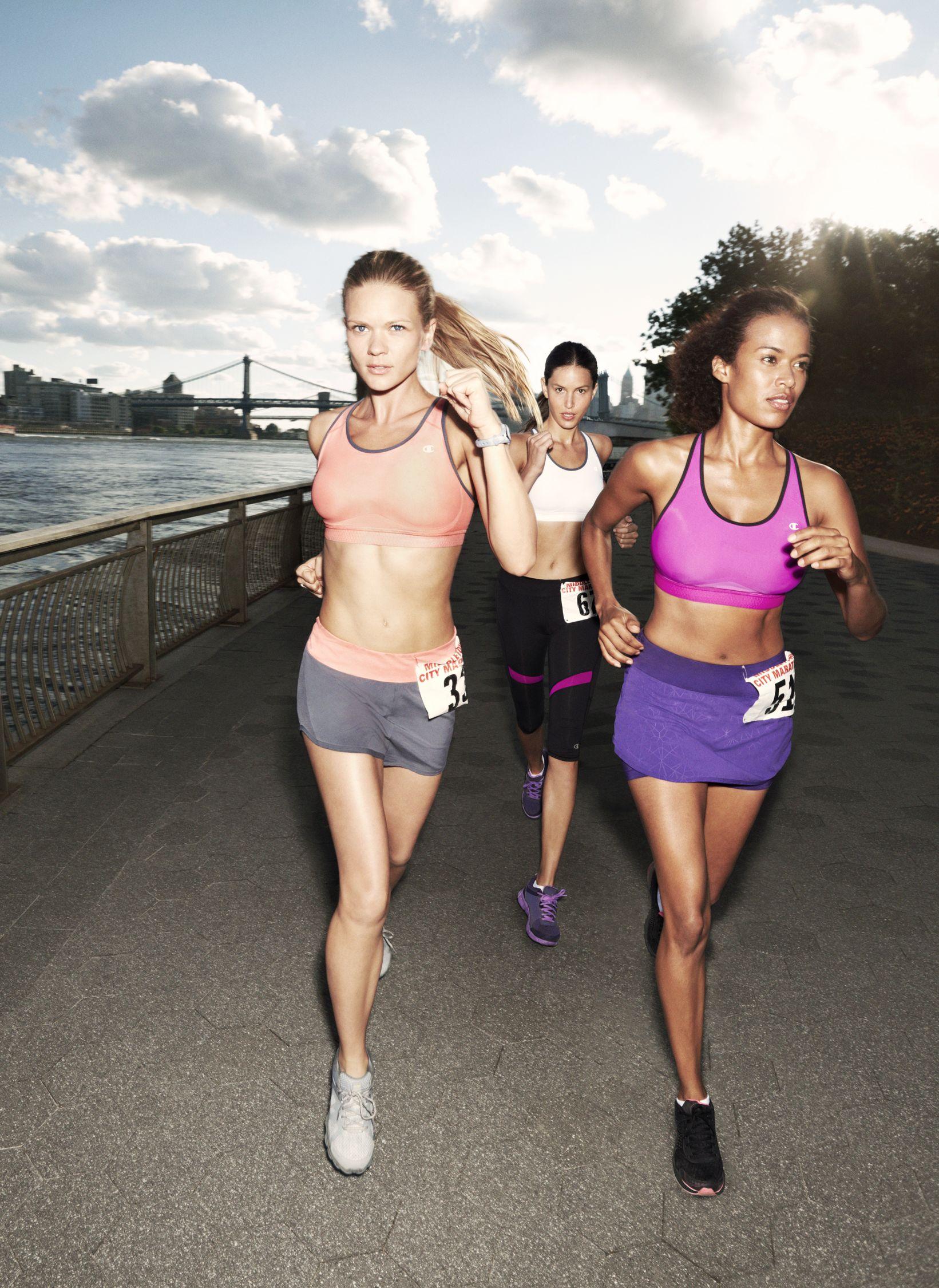 champion marathon sports bra